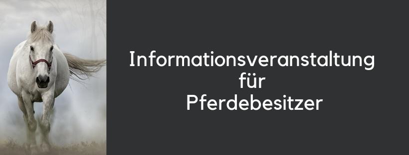 30.4.2019 Kärnten: Stoffwechselerkrankungen beim Pferd – das sollten Sie wissen